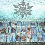 dekoracija dečijih rođendana, frozen, čokoladice