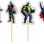 avengers, toperi za kapkejk, super junaci, heroji, rodjendan