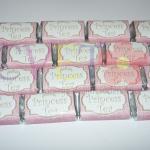 cokoladice za rodjendan princeza, cokoladice princeza kao dekoracija za slatki sto