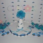 dekoracija za slatki sto za decake, rodjendanska dekoracija na temu autici