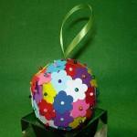 cvetne kugle, lopte od stirodura, stiropor, dekoracija, deciji rodjendani, cvet, rodjendanska dekoracija
