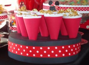 mini maus, fišeci, dekoracija dečijih rođendana