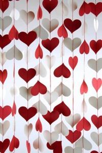 girlande, srce, srca, ukrasavanje, dekoracija, dekoracija rodjendana, deciji rodjendani, viseci ukrasi, ukrasne trake