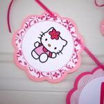 hello kitty, rođendanski natpisi, dekoracija za decu