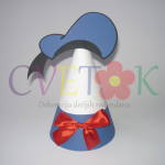 rodjendanska kapa paja patak, dekoracija rodjendana na temu paja patak donald duck kapa