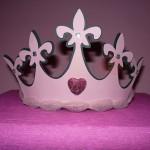 krune za devojcice, rodjendanske kape u obliku krune, krune za deciji rodjendan