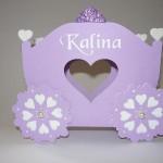 kutija kocija ne temu princeza sofija, poklon kutije za rodjendan