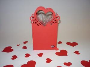 kutija, srce, poklon, kutijica, dan zaljubljenih