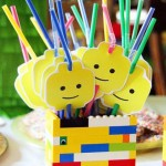 slamcice za rodjendan lego