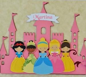 pozivnice za rodjendan diznijeve princeze, princeze cestitka