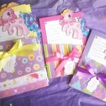 pozivnice za deciji rodjendan, moj mali poni, my little pony, devojcice, cestitke