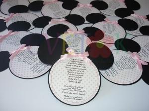 pozivnice za rodjendan mini maus, rodjendanske pozivnice beba mini