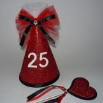 rodjendanske kape, kapa, deciji rodjendani, dekoracija, rodjendanska dekoracija, masna, srce