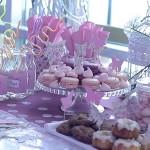 rodjendanska dekoracija leptir, slatki sto sa leptiricima