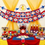 dekoracija rodjendana snezana, snezana i sedam patuljaka slatki sto, rodjendani za devojscice snezana