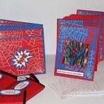 stampane pozivnice, deciji rodjendan, spiderman