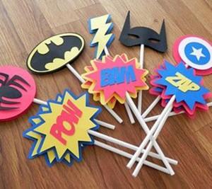 spiderman, batman, toperi, kapkejk, rodjendan