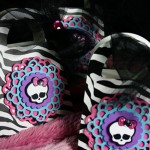 monster high torba, slatkisi