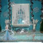 dekoracija rodjendana, frozen, slatki sto