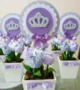 dekorativni aranžmani kruna princeza sofia