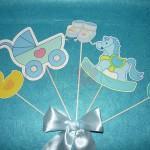 baby, rodjendan, beba, stapici, slike na stapicu, dekoracija za rodjendan