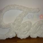 3D ime sa ruzama, ime od ruza za dekoraciju rodjendana