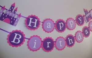happy birthday, baner, dekoracija, cvetovi
