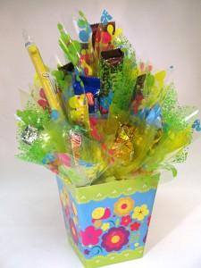 aranžman, slatkiši, dečiji rođendani
