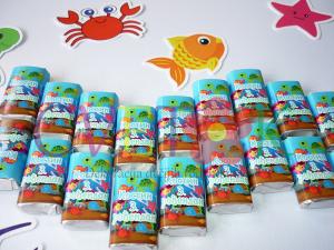 cokoladice na temu morski svet, cokolade kao rodjendanska dekoracija