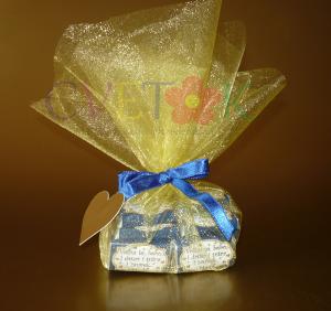 cokolade u tilu, poklon cokolade sa posvetom