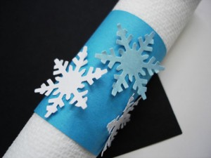 frozen, salvete, prstenje, dekoracija, diciji rodjendan, prstan za salvete