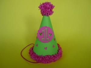kapa mini maus, rodjendanska kapa mini roze