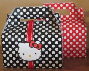 hello kitty, kutijice, pokloni