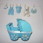 kolica za bebe, kutija
