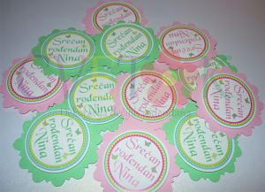 medaljoni za decije rodjendane, poklon suveniri za rodjendan
