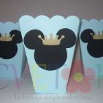 kutije za kokice za decije rodjendane, dekoracija slatkog stola miki maus