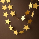 girlande, trake za ukrasavanje, zvezda, rodjendanska dekoracija,