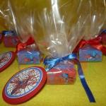rodjendanska dekoracija, dekoracija, cokoladice, deciji rodjendani, celofan, Spiderman