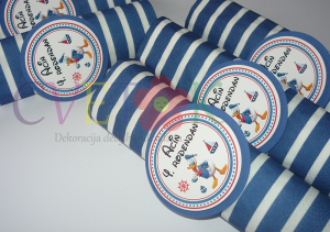 prstenovi za salvete paja patak, salvete donald duck, salvete paja patak kao rodjendanska dekoracija