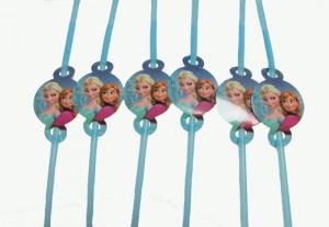slamcice za rodjendane na temu Frozen