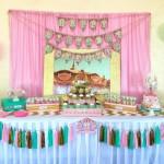 slatki sto karusel, rodjendan na temu ringispil, dekoracija za rodjendan konjic