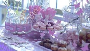 slatki sto, devojcice, rodjendan