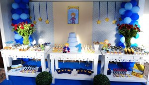 slatki sto mali princ, deciji rodjendani dekoracija na temu mali princ