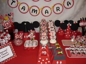 dekoracija, deciji rodjendani, dekoracija rodjendana, rodjendanska dekoracija, mini maus, minnie mouse, rodjendanski sto, dekoracija decijih rodjendana
