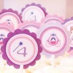 toperi za deciji rodjendan princeza