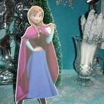 frozen, ana, lik, rodjendanska dekoracija