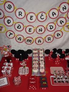 slatki sto, deciji rodjendani, dekoracija rodjendana, rodjendanska dekoracija, ukrasavanje stola, mini, rodjendan