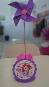 dekoracija za rodjendan princeza sofia