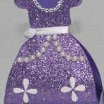 kutija haljinica princeza sofia