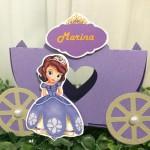 kutija za slatkise kocija princeza sofia